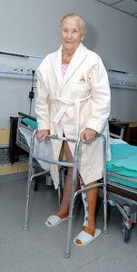 Лежачий больной с переломом шейки бедра в домашних условиях 837