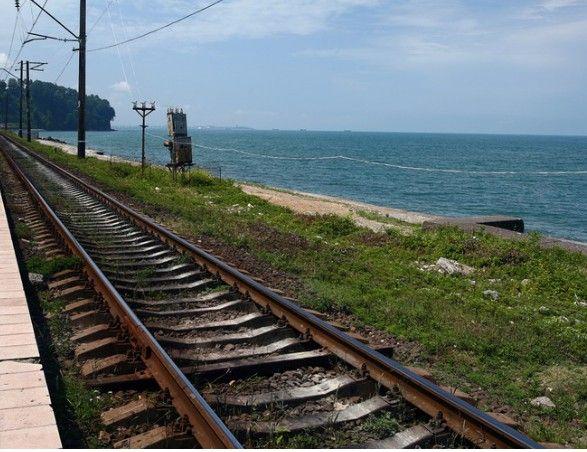 поезд на юг картинки