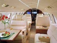 салон самолета для Януковича