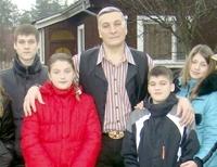 Владимир скляренко фотографии с мамой