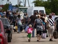беженцы переселенцы