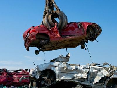 Сдать машину в металлолом цена в Алексино отходы черного металла сдать