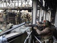 киборги во Донецком аэропорту