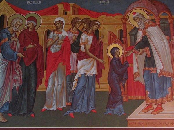 Сегодня православные и греко-католики отмечают праздник Введения во храм Пресвятой Богородицы - «ФАКТИ»