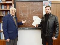 Артем Халатов и Олег Ступак