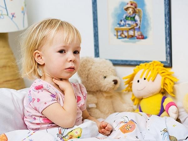 Как лечить орз у детей до 1 года
