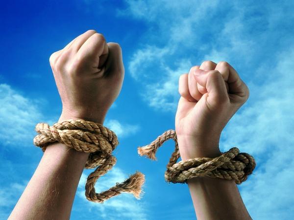 Видео в рабстве у хозяйки