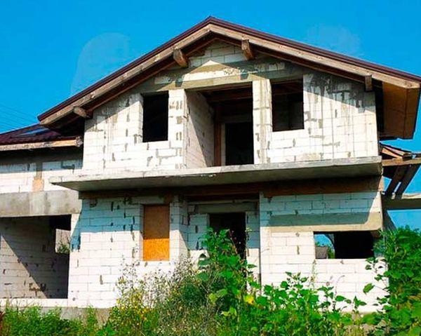 Налог на недостроенный жилой дом какая-нибудь цель