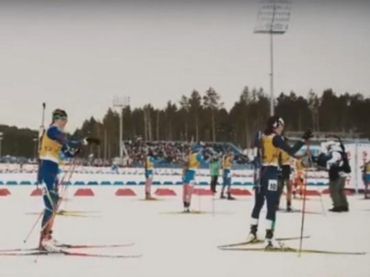 Жданов выступает забойкот этапа Кубка мира побиатлону в Российской Федерации