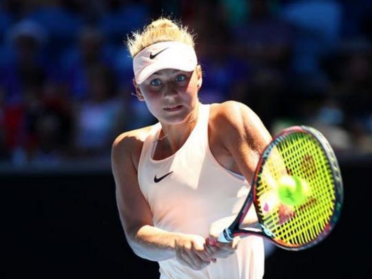 Марта Костюк: Трудно проигрывать вфинале иоставаться напозитиве