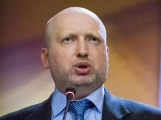 Турчинов поведал, как пытался «запугать» Нарышкина перед присоединением Крыма