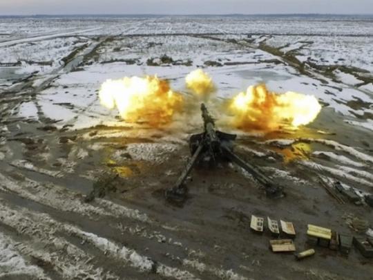 Украина проверила артиллерийские боеприпасы собственного производства