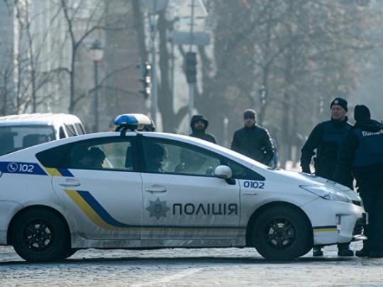ВКиеве усилили патрулирование улиц
