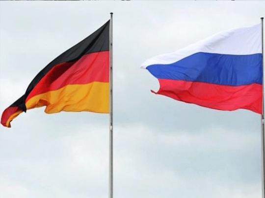Президент Германии поздравил Владимира Путина спобедой впрезидентских выборах