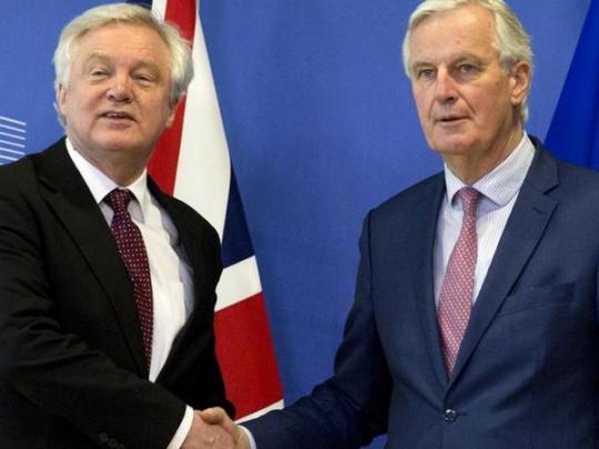 Англия согласилась об финальной дате выхода из европейского союза