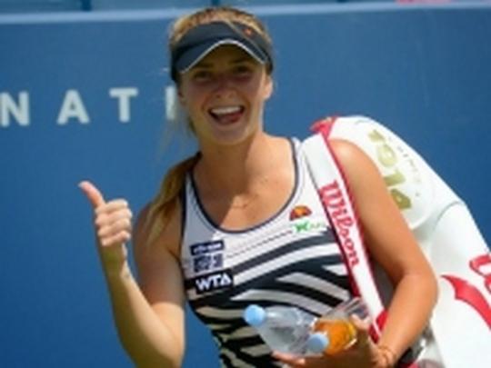 Воспитанница южноукраинского тенниса Цуренко проиграла впервом круге турнира вМайами