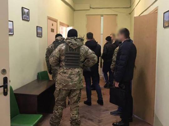 Вгорсовете Харькова идут обыски