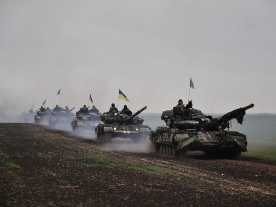 Порошенко: Украина заняла 30 место врейтинге сильнейших армий мира