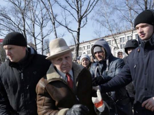 В Беларуси вДень воли задержали экс-кандидата впрезиденты Статкевича