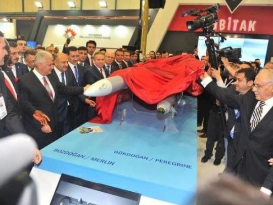 Турция удачно провела тестирования баллистических ракет собственного производства