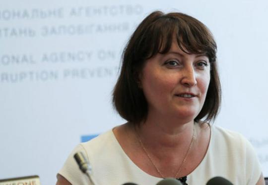 Руководитель украинского антикоррупционного агентства поведала, когда уйдет споста