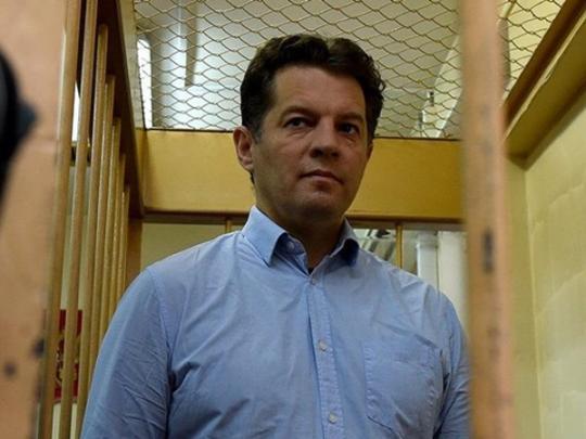 Сущенко непризнал вину вшпионаже, суд объявил перерыв
