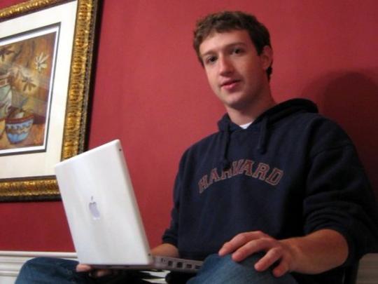 Цукерберг желает выступить в съезде США