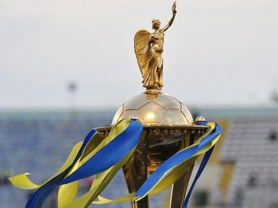 Полуфинал Кубка Украины: «Шахтер» сыграет с«Мариуполем», «Днепр-1»— с«Динамо»