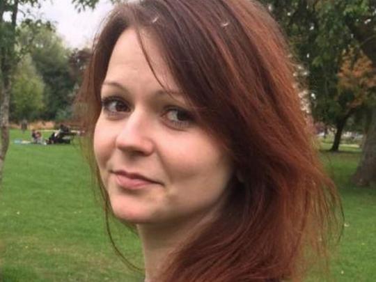 ВВС: мед. персонал отмечают, что состояние дочери Скрипаля «быстро улучшается»