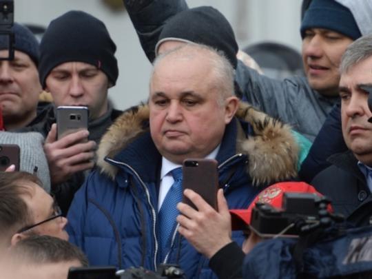 Завтра Аман Тулеев объявит обуходе споста губернатора Кемеровской области