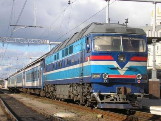 ВУкраине подняли цены нажелезнодорожные билеты