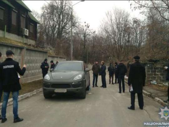 Вцентре столицы Украины злоумышленники устроили стрельбу иизбили иностранца