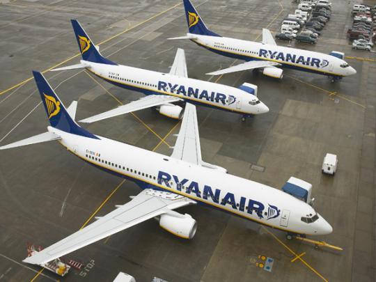 Ryanair несогласовал с«Борисполем» время вылетов иприлетов— управляющий аэропорта