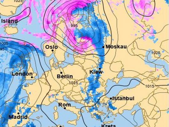 Синоптики обещают до +20 градусов наследующей неделе в столицеРФ