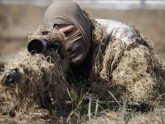 Штаб АТО: Боевики пытались выполнить теракт при помощи беспилотника, начиненного взрывчаткой