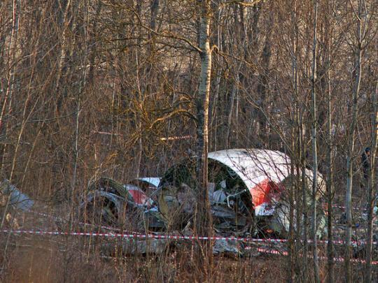 Польша объявила оскорой публикации отчета опричинах Смоленской катастрофы