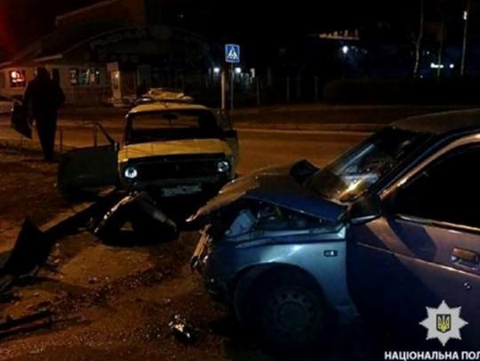 ВХарькове вДТП пострадали 7 человек