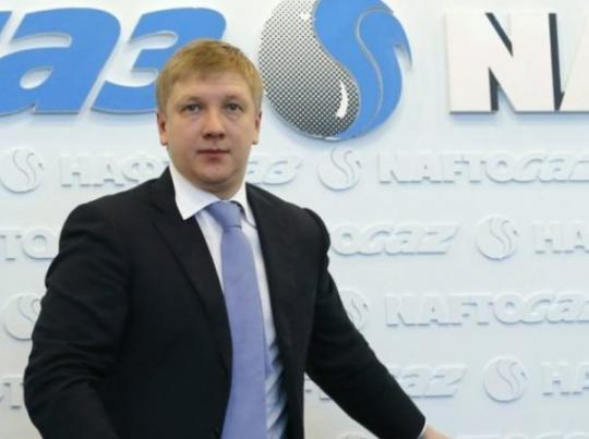 Глава Нафтогаза Коболев развелся с женой – СМИ