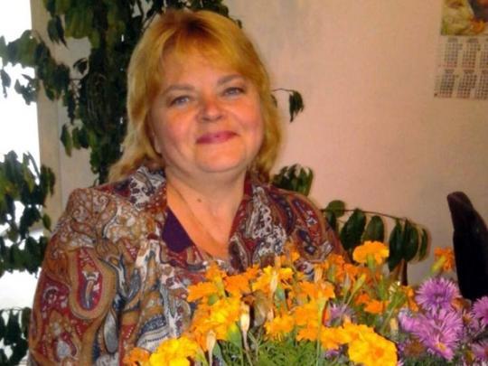 Оксана Нежальская