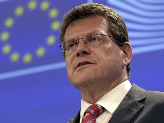 Европейская комиссия: Сохранение транзита газа через Украинское государство является приоритетным