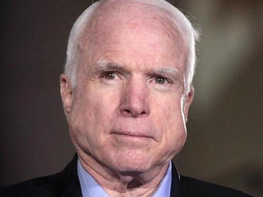 Маккейну сделали операцию на кишечном тракте