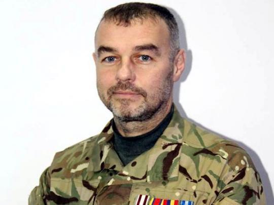 Скончался известный волонтер-ветеран АТО