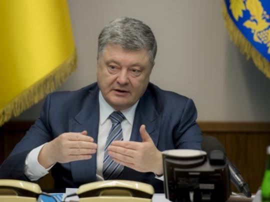 Песков прокомментировал инициативу Порошенко осоздании единой поместной церкви вгосударстве Украина