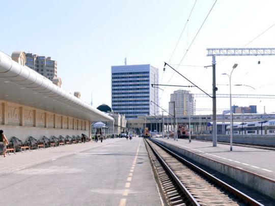 В «Укрзализныце» поведали  оновом маршруте Киев-Баку
