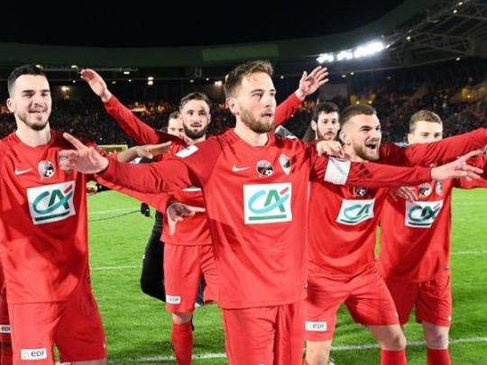 «Пари Сен-Жермен» обыграл «Кан» ивышел вфинал Кубка Франции