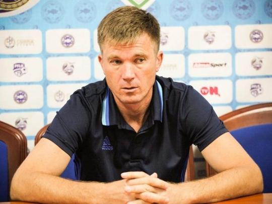 Украинский тренер спровоцировал драку наматче Кубка Азербайджана