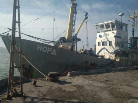 Покинувшие Украинское государство члены экипажа русского судна «Норд» прибыли вКрым