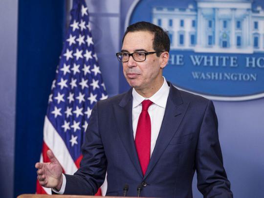 Санкции против олигарховРФ имеют нужный эффект— министр финансов США