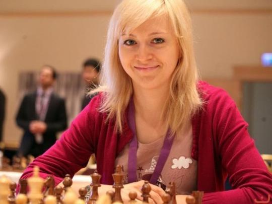 Украинка Анна Ушенина стала бронзовой призеркой чемпионата Европы пошахматам