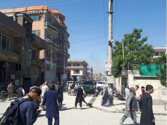 ВАфганистане произошел 2-ой задень взрыв, шесть человек погибли